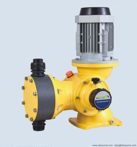 DB diaphragm metering pump