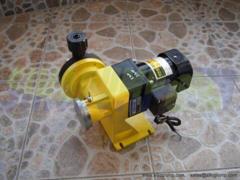 DJ diaphragm metering pump