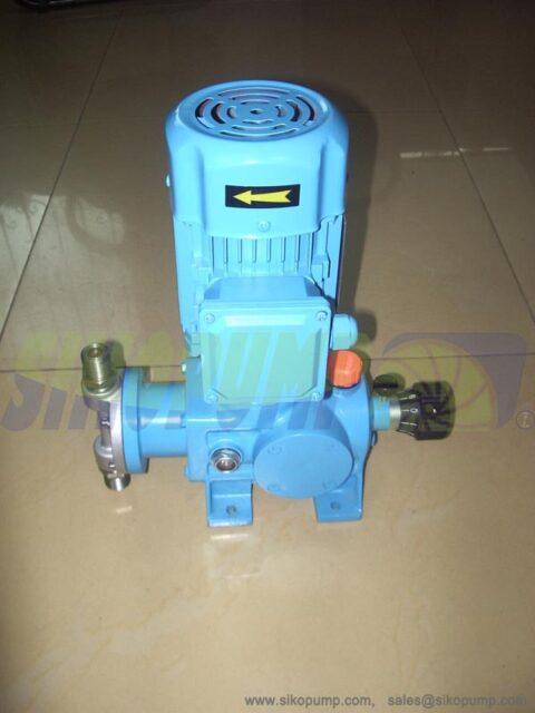 DK diaphragm dosing pump