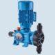 DK diaphragm metering pump