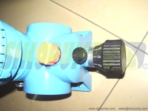 DK mechanical diaphragm dosing pump