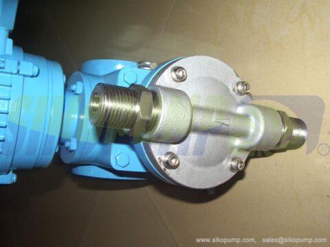 DK mechanical diaphragm metering pump
