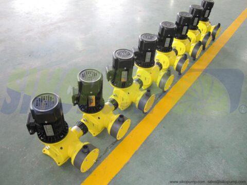 DM mechanical diaphragm metering pump