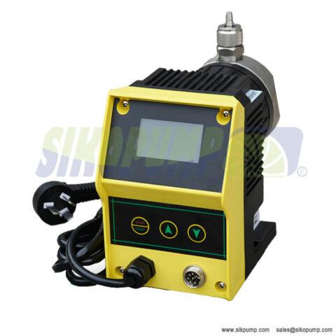 ES RS485 solenoid metering pump