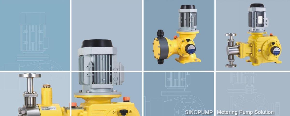 metering pump supplier & manufacturer