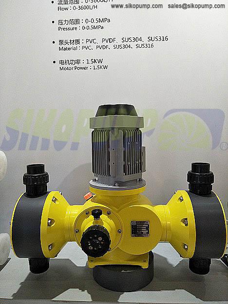 2DB diaphragm metering pump pic1