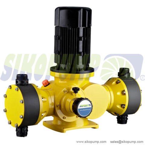 2DB double head diaphragm metering pump