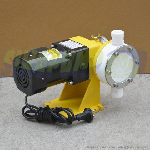 DJ diaphragm metering pump PTFE material