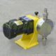 DJ diaphragm metering pump stainless steel material