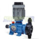 DK diaphragm metering pump PVC material