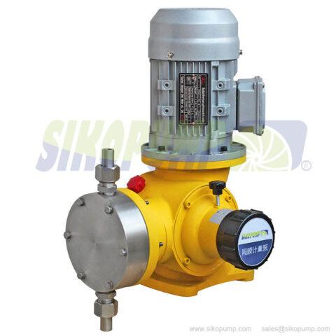 DM diaphragm metering pump SS material
