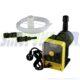 EM solenoid diaphragm dosing pump