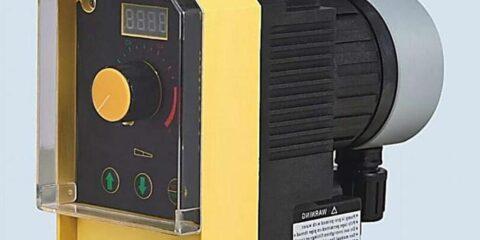 EM solenoid metering pump