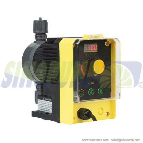 EM solenoid metering pump PVC material