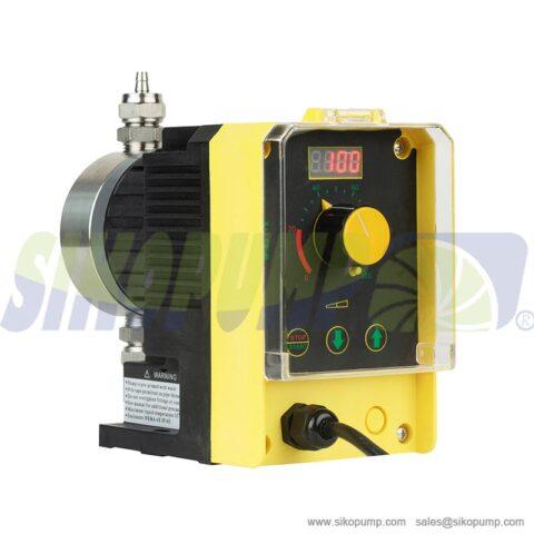 EM solenoid metering pump stainless steel material