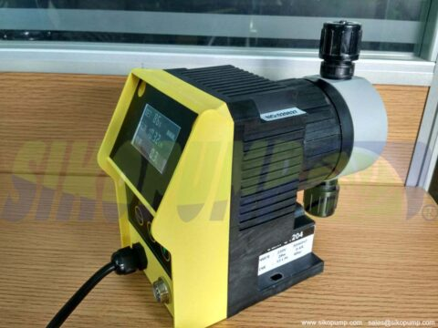 ES remote solenoid metering pump