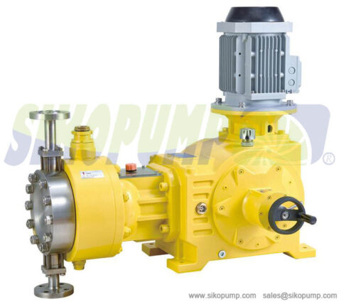 HD hydraulic diaphragm metering pump