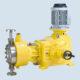 HD hydraulic metering pump