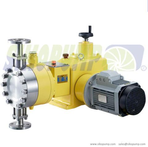 HJ hydraulic diaprhagm pump China