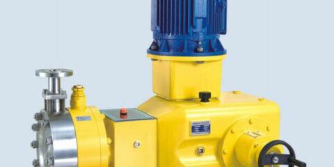 HT hydraulic diaphragm metering pump