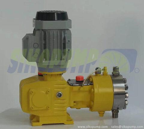 HX hydraulic diaphragm metering pump china