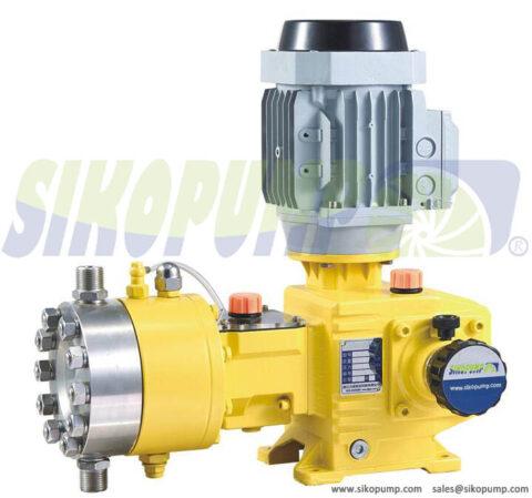 HX hydraulic metering diaphragm pump pic1