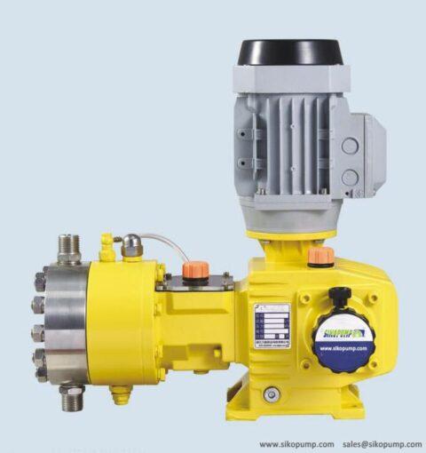 HX hydraulic metering pump