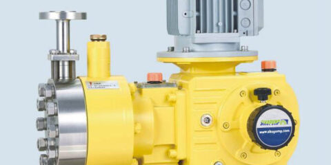 HZ hydraulic diaprhagm dosing pump