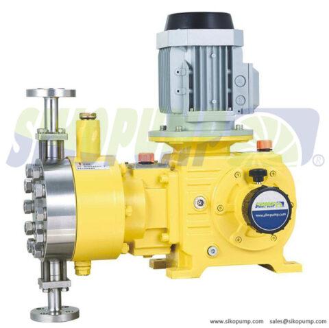 HZ hydraulic diaprhagm pump pic1