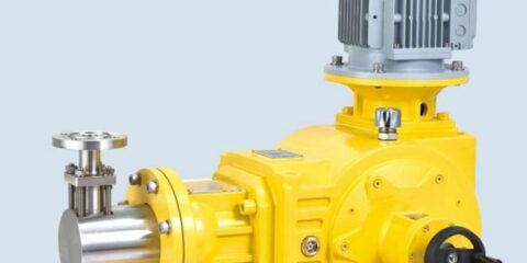 PD plunger dosing pump