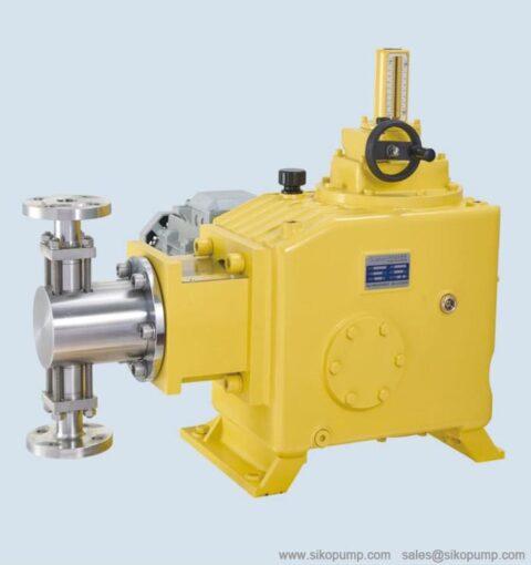 PJ piston metering pump