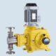PR piston dosing pump