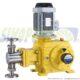 PR piston metering pump
