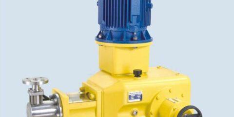 PT plunger metering pump