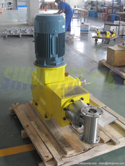 PT plunger metering pump pic1