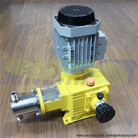 PX plunger metering pump pic1