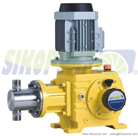 PZ piston dosing pump