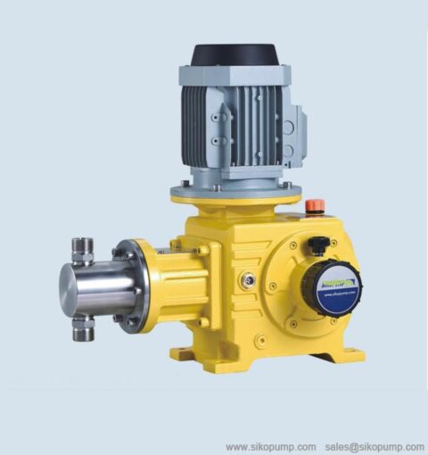 PZ piston metering pump