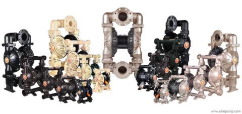 QBY air diaphragm pump china
