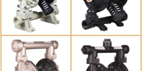 QBY diaphragm pump from China