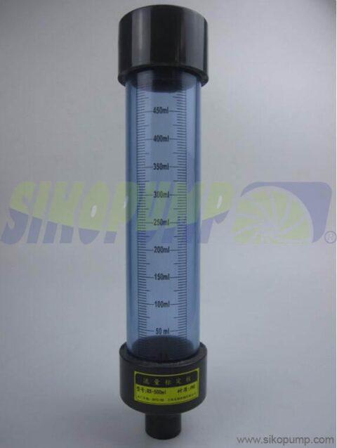 calibration column PVC type
