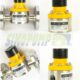dosing pump safety valve