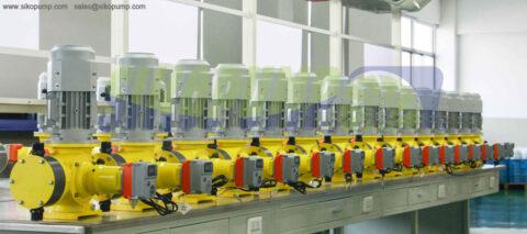 dosing pump stroke controller china