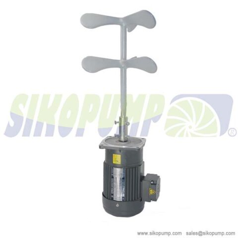 metering pump agitator