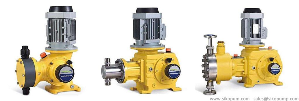 metering pump from China