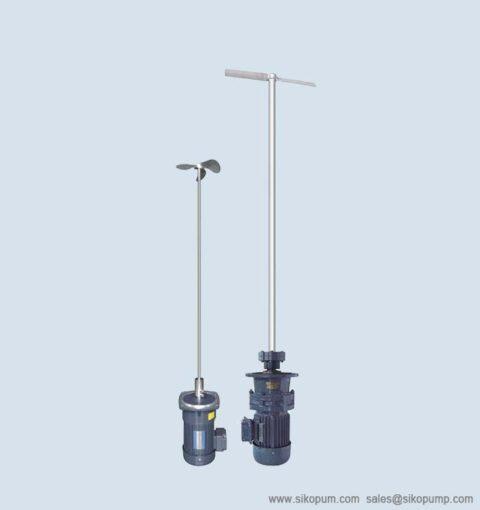 metering pump mixer