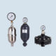 metering pump pulsation damper