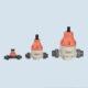 metering pump safety relief valve